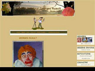 Georges Ruault : Peintre Amateur