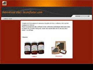 Leconfiseur.com, confiserie
