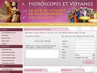 Horoscopes et Voyance: la voyance la plus compléte