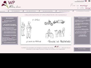 WP Wedding Planner : Organisation de mariage à Paris