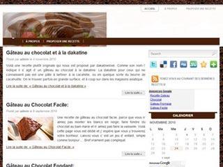 Gateau-au-Chocolat, recettes simple et facile
