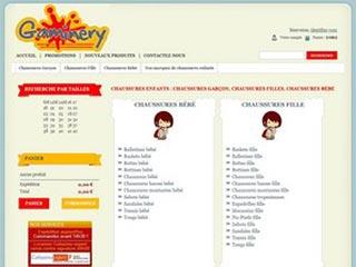 Gaminery : Le spécialiste des chaussures enfants en ligne