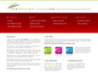 Agence Web SIX DESIGN - creation site Internet et logo