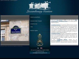 Luxembourg Gestion, spécialiste en gérance locative