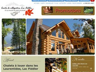 Chalet Laurentides, location de chalets