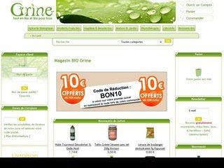 Magasin BIO Grine : Produits Biologiques