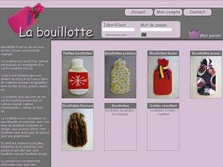 Labouillotte, vente de bouillotte originale pour l'hiver