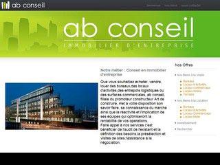 ABconseil, immobilier d'entreprise Lyon