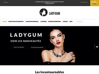 Bijoux Fantaisie Lady Gum