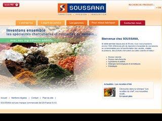 Soussana, consommables et d'hygiène agroalimentaires