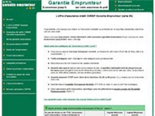 Cardif : assurance garantie emprunteur