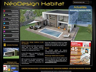 Eco construction design dans le Grand Ouest