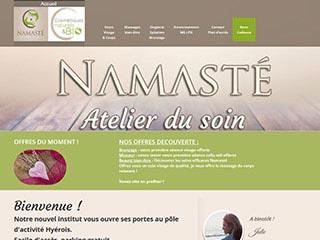 Namasté Institut de beauté, bien-être et soins