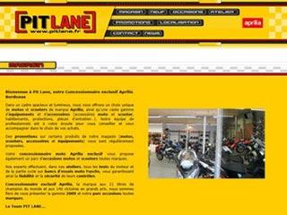 Pit Lane, vente de motos sportives Aprilia