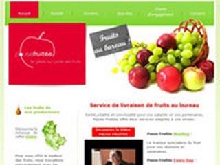 Pause Fruitee, livraison corbeilles de fruits en entreprise