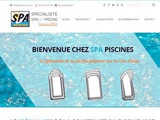 Piscine Nice Alpes Maritimes - Spa Piscines