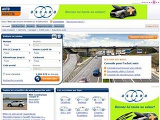 Auto Scout 24, annonces achat et vente autos