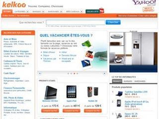 Kelkoo, le comparateur de prix sur internet