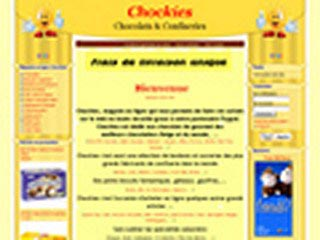 Chockies, chocolats et confiseries