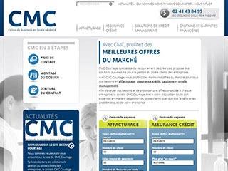 CMC Courtage : Financement d'entreprise