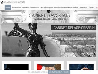 Cabinet d'Avocats Delage Crespin