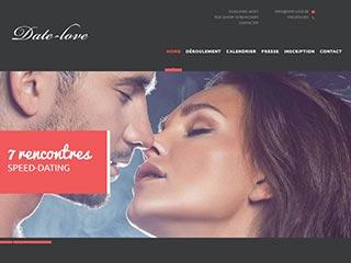Les speed-dating de Date-love en Belgique