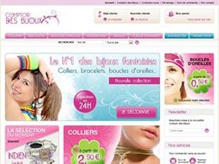Comptoir des bijoux, vente en ligne de bijoux fantaisie