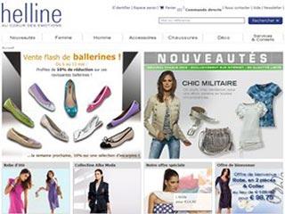 Helline, la mode haut de gamme femme et homme