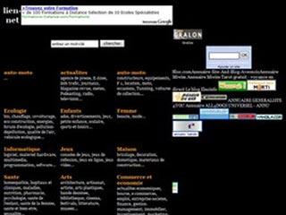 Lien-Net, annuaire généraliste gratuit