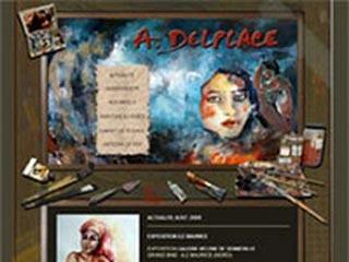 Anne Delplace : Artiste peintre, Aquarelliste