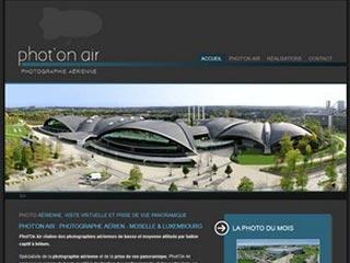 Phot'On Air : la photo aerienne nouvelle generation