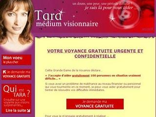 Tara Voyance, voyance en ligne