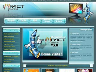 Impact-Cr3ations, creation professionnelle exclusive de qualité