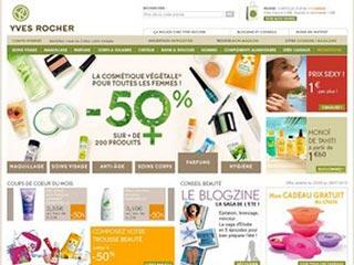 Yves Rocher : Cosmétique, parfums et maquillage