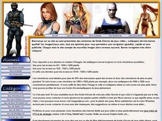 Images2Jeux, une mine de fonds d'écran des jeux vidéo