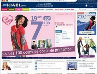 Kiabi, le spécialiste de la mode à petits prix