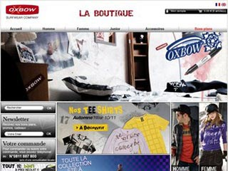 Oxbow, boutique officielle de la marque