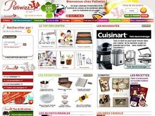 Patiwizz : Matériels et ustensiles de cuisine