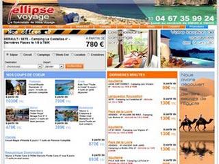 Ellipse Voyages, agence de voyages Béziers