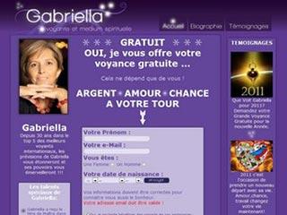 Gabriella Voyance : Voyante et Medium spirituelle