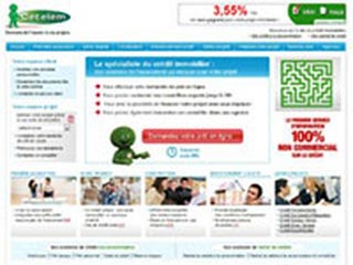 Cetelem Immo, credit immobilier