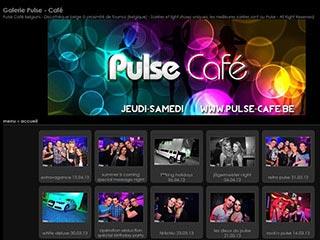 Club le Pulse Café, discothèque en Belgique