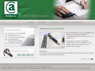 Arickx, cabinet de comptabillité et de gestion à Bruxelles