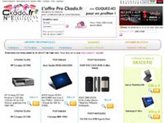 ShoXX.com : produits high tech aux meilleurs prix