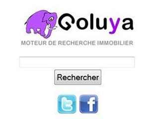 Goluya, moteur de recherche immobilier