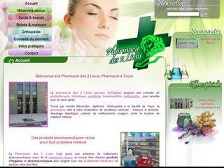 Pharmacie des 2 Lions, conseils pharmaceutiques