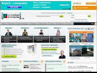 Création entreprise, magazine web de la création d'entreprise