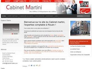 Cabinet Martini, expert comptable à Rouen