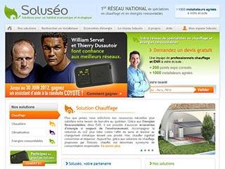 Soluseo : Chauffe eau, sanitaire et solution ENR