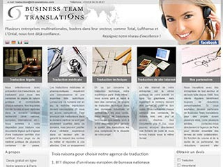 Business Team Translations, agence de traduction